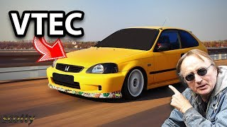 Vtec Just Kicked In Yo - The Best And Worst Vvt Cars To Buy