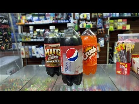 Bloomberg Not Soured by Sugary Drink Ban