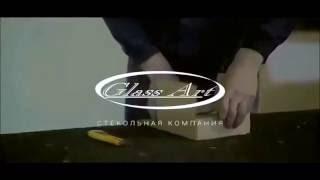 производство зеркальной плитки видео