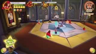 Superhero Squad Online - Scarlet Witch in Hail To The Kinpin?!
