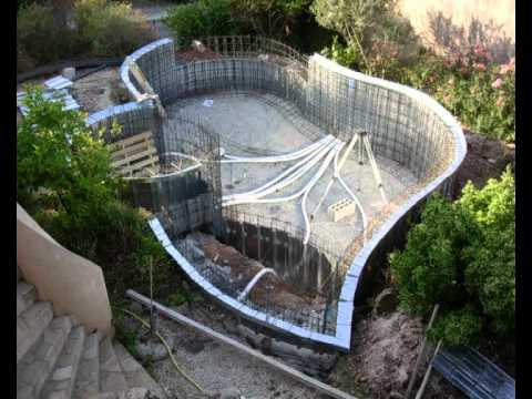 Le Chantier De Piscines By Giacomini - Youtube