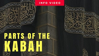 Parts of the Kabah
