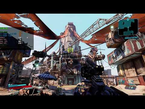 Borderlands 3 - RTX 3080 1440p High Game Play | I5-9400f @ 2.9 Ghz |