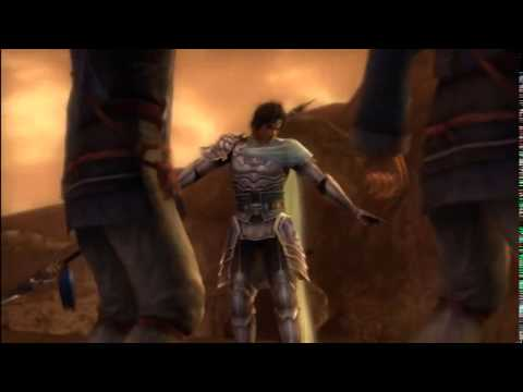 Dynasty Warriors 6 all Zhao Yun's Cutscenes HD