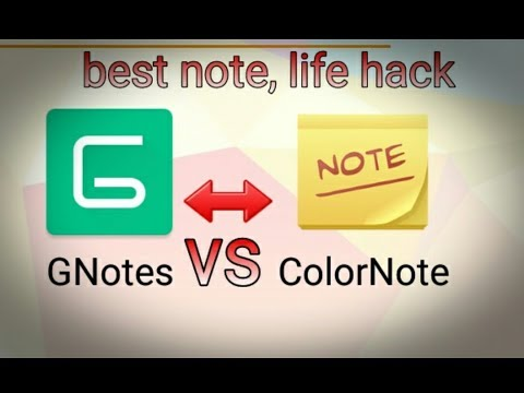 All The Best Android Note Software