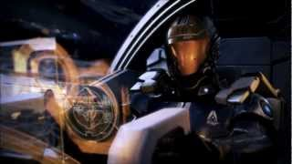 Mass Effect 3 Protectors of the Earth Launch Trailer [720p HD]