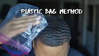 How to get 360 waves: Plastic Bag Method 4k