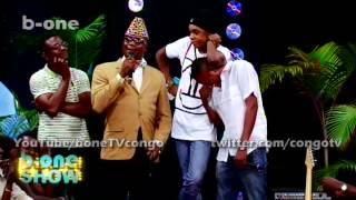 Mobutu Sese Seko; Nzambe Sala, Comedie