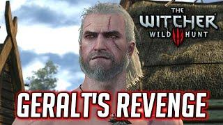 Witcher 3 ► Geralt's Revenge on the Artists - Novigrad Hospitality