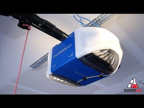 Chamberlain WiFi Smart Garage Door Opener
