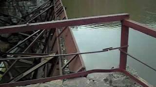 видеопрогулка по ГЭС Пороги.AVI