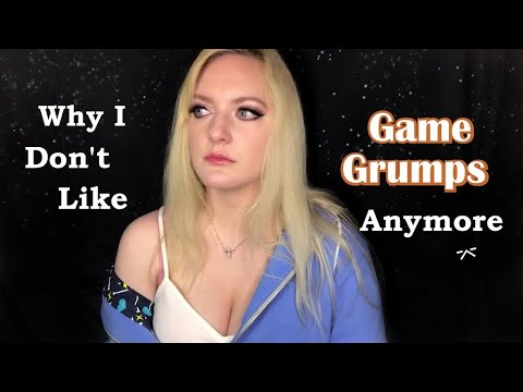 Why I Dont Like Game Grumps Anymore Chat Mort
