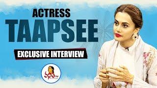 Taapsee Pannu Exclusive Interview On Neevevaro Movie | Celebrity Interviews | Vanitha TV