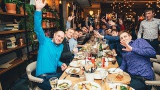 "24.12.2016 Корпоратив. Ресторан ""Бочкари""."