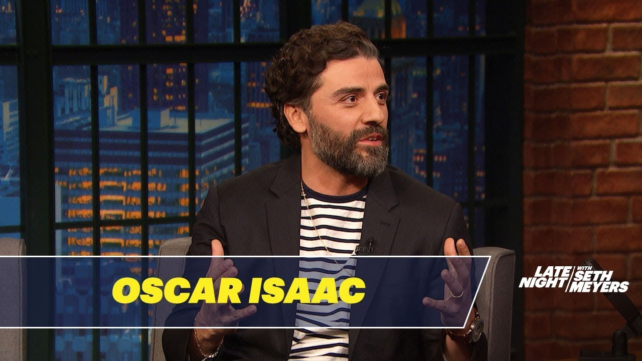 Oscar Isaac Talks About Filming Star Wars Episode Ix