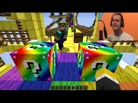 MINECRAFT RAINBOW LUCKY BLOCK TRKA!!! [Srpski Gameplay] ☆ SerbianGamesBL ☆