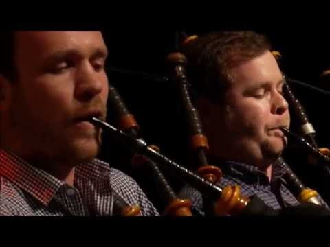 Cape Breton Bagpipe Music - Nuallan - Celtic Colours at the East Coast Music Awards
