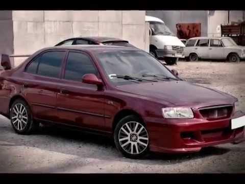 Virtual Tuning - Hyundai Accent Hatchback #32 - YouTube