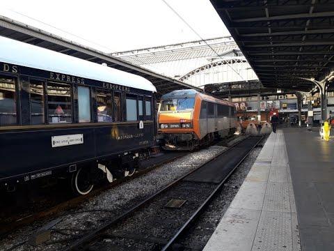 gare de l est orient express