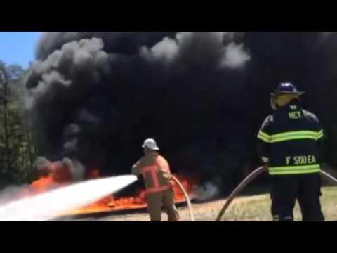 HCT Vietnam   Pool Fire   Diesel