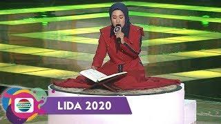 INDAHNYA!! Bacaan Al-Qur'an dan Sholawat Vania-Sulteng Buat Hati Bergetar   LIDA 2020