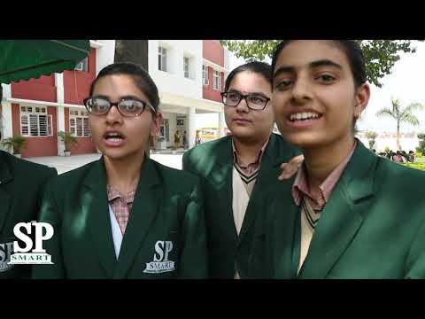 Life at SP Smart Schools | A Day at Sarore Campus