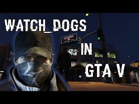 GTA V - Watch Dogs Hack! [Tutorial + Gameplay]