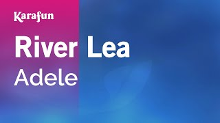 Karaoke River Lea - Adele * Mp3