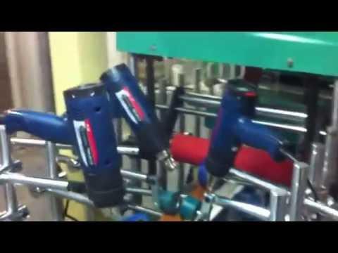塑钢型材铝合金型材专用冷胶覆膜机包覆机