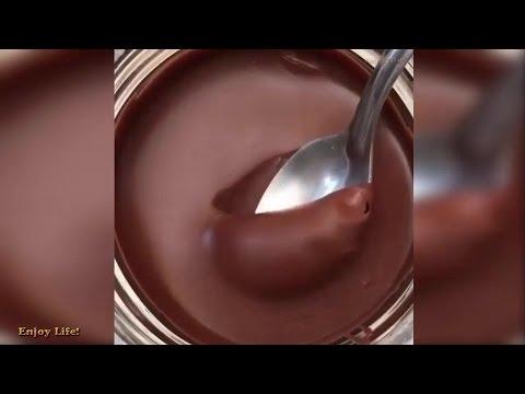 Amazing Chocolate Cake Decorating Tutorials Compilation 2017 - TOP Chocolate Cake