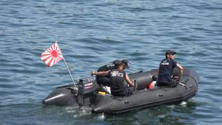 横須賀地方隊サマーフェスタ2016