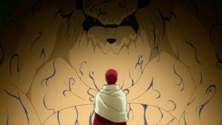 Возвращение Шукаку к Гааре в аниме Боруто