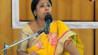 kakali Ghosh ::  A Musical Journey of Srijan TV