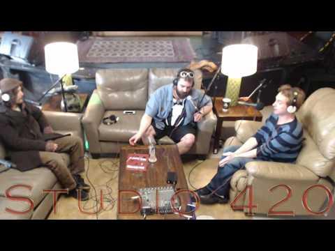 Tyson, Matt, Peter and Greg talking about Robots and Pirates feb28
