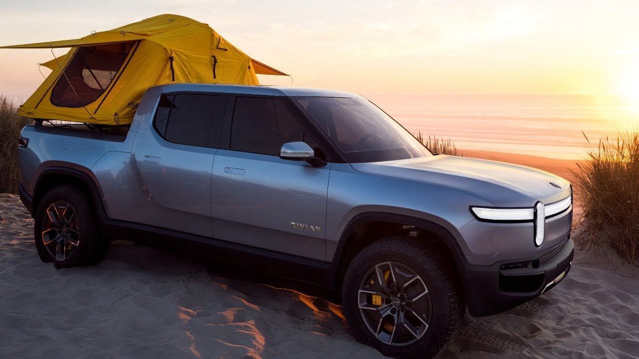 Rivian R1t Electric Truck First Impressions