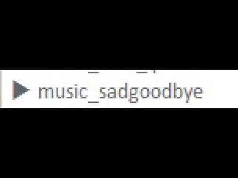 Episode Interactive Music - Sad Goodbye
