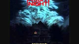 Fright Night Soundtrack - Brad Fiedel - Evil Alley