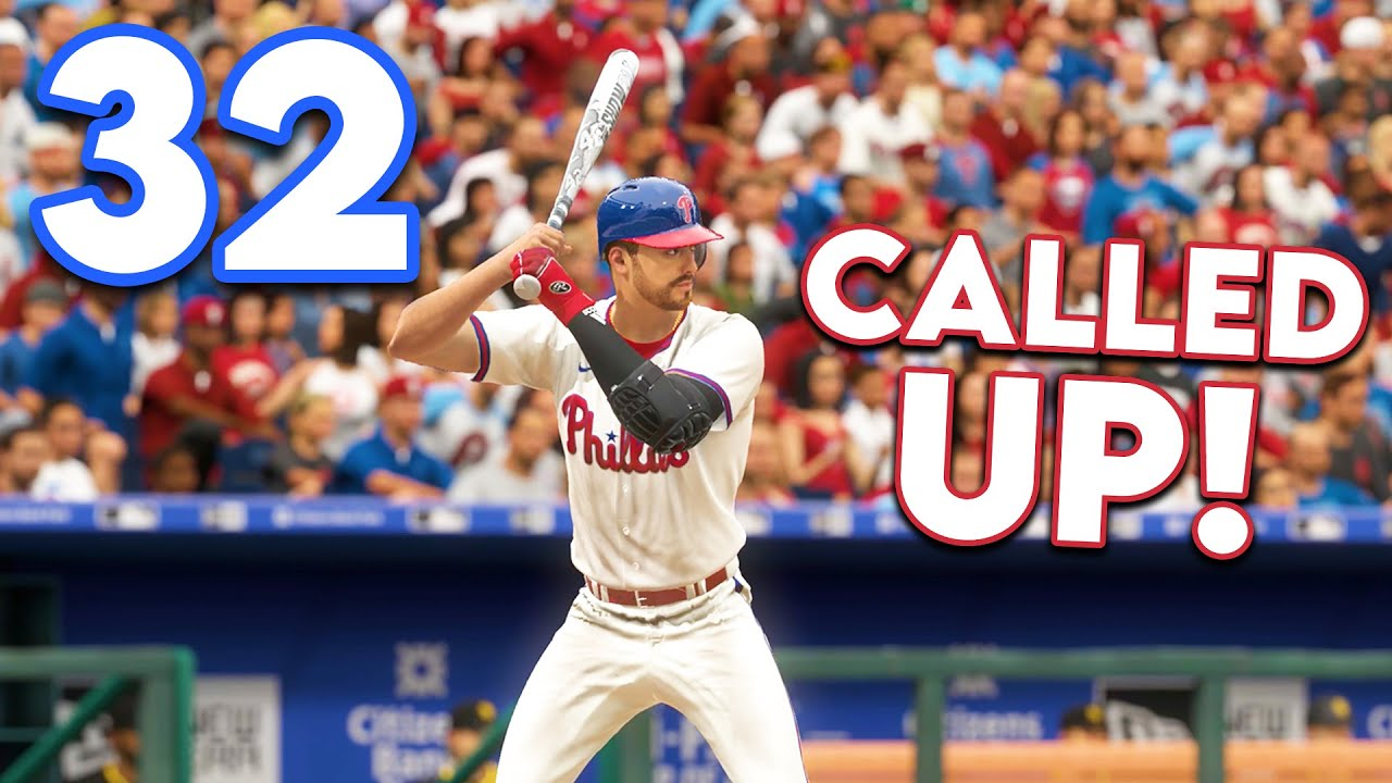 Download MLB 21 Road to the Show - Part 32 - CALLED UP TO THE MAJORS