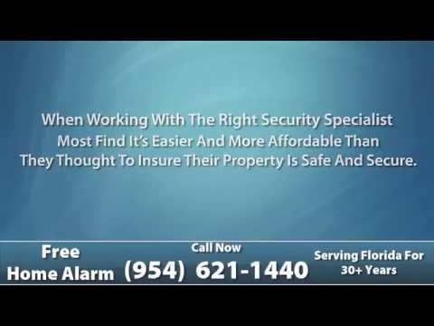 Home Security Systems Fort Lauderdale, Florida