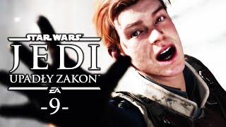 STAR WARS JEDI: UPADŁY ZAKON #9 - WIĘZIENIE I ARENA WALK  POLSKI GAMEPLAY W 4K60