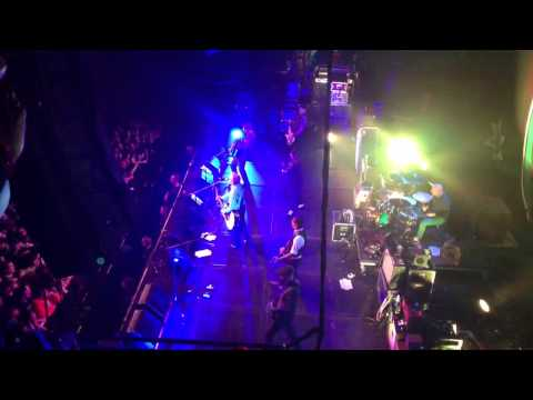 Flogging Molly - Philly 1-31-2013