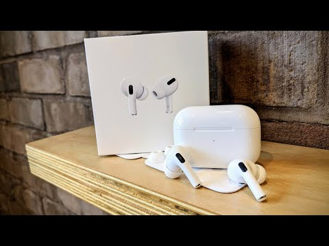 New Apple AirPods Pro
