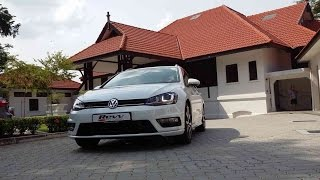 Volkswagen Golf Variant Parking Assist - By Revv Motoring