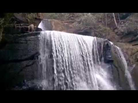 Trip to little bradley falls in Saluda North carolina