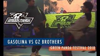 Gasolina vs GZ Brothers | Top 8 | 5vs5 | Green Panda 2018