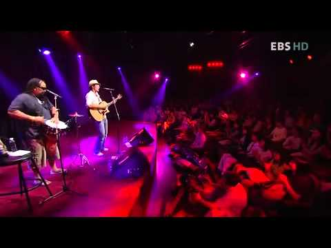 Jason Mraz - Geek In The Pink [Live @ EBS HD Space]