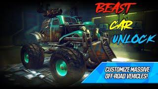 RACE: Rocket Arena Car Extreme   New Update   Beast Car Unlock screenshot 4