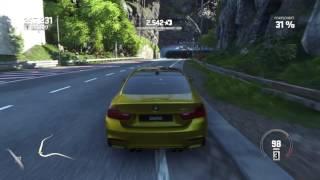 DRIVECLUB™ M4 Gold |Enes Celik