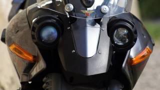 2010 Moto Morini Granpasso 1200 Ultimate video