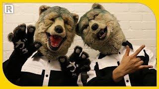 We caught up with Man With A Mission's Jean-Ken Johnny and Spear Ri...